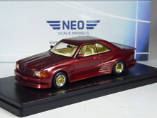 (KI-06-21) Neo Scale Models Mercedes 500 SEC Koenig Specials 1985 in 1:43 in OVP