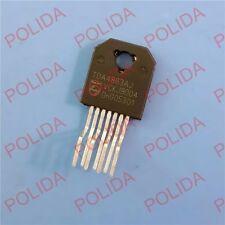 10PCS Vertical deflection booster IC PHILIPS ZIP-7 TDA4863AJ