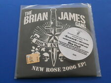 The Brian James Gang - New Rose 2006 ep -Blue vinyl M/M
