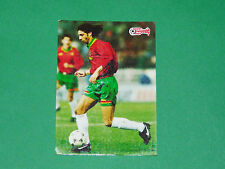 FOOTBALL CARD UEFA EURO 96 1996 MANUEL RUI COSTA PORTUGAL EUROPEAN STARS PANINI