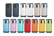 10pcs/lot Hybrid Impact Rubber silicone hard Case For Samsung Galaxy S5 i9600