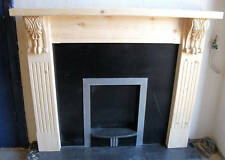 Pine Traditional Fireplace Mantelpieces & Surrounds