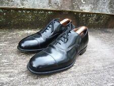 Iglesia Oxford Calzado Para Hombres-Negro – Balmoral – UK 7.5 – Excelente Estado