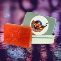 Hockey Player Bar Soap - Hockey Joe Brand - Made in USA - Free Shipping