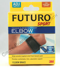 3M Futuro Sport Tennis Golf Elbow Support Tendonitis, Swelling *Left & Right
