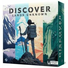 Discover Lands Unknown Asmodee 8435407621602