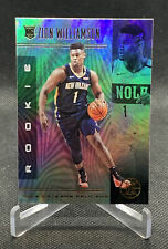 2019-20 Panini Illusions Zion Williamson RC Rookie #151 Pelicans Mint+ New