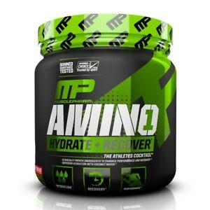 MusclePharm AMINO 1 SPORT Amino Acids Electrolytes BCAAs 30 Servings PICK FLAVOR