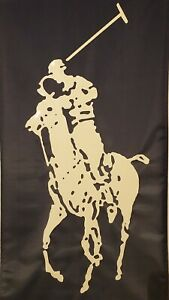 RARE! POLO RALPH LAUREN  CLASSIC PONY LARGE STORE DISPLAY BANNER