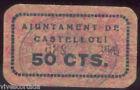 Town Hall de Castelloli 50 Cents @ Anoia - Manresa @