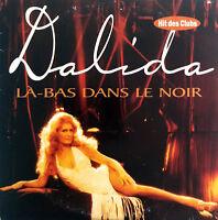 Dalida Maxi CD Là-Bas Dans Le Noir - France (VG+/VG)