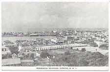 Postkarte Curacao Ptd. der Wohnsitz Scharloo