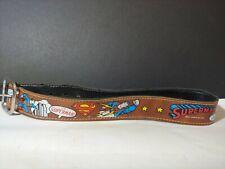 Superman Leather Belt (Children's )