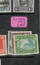 COOK ISLANDS  (PP3006B)  SG 127-9   MOG