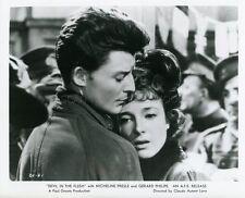 GERARD PHILIPE  MICHELINE PRESLE  LE DIABLE AU CORPS 1947 VINTAGE PHOTO #1