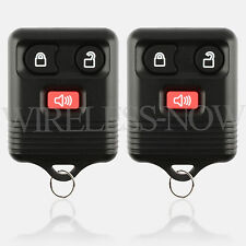 2 Car Key Fob Remote For 2005 2006 2007 2008 2009 2010 Mercury Mountaineer