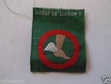 INSIGNE ANCIEN SCOUT / SCOUTISME AGENT DE LIAISON