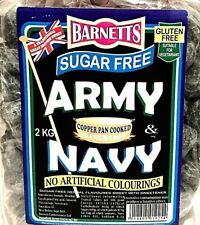 200g Sugar Free Army & Navy Throat & Chest Cough Sweets Diabetic Gluten Free Loz