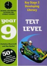 Developing Literacy KS3 : Year 9 Text Level