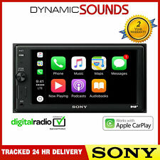 Sony XAV-AX1005DB Apple CarPlay Bluetooth DAB Digital Radio USB Car Stereo