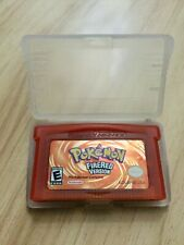 Pokemon Game FireRed Version For Gameboy GBC/GBA/GBA-SP/DS