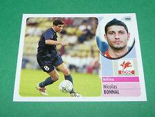 NICOLAS BONNAL LILLE OSC LOSC DOGUES PANINI FOOT 2003 FOOTBALL 2002-2003