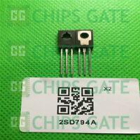6PCS 2SD794A Encapsulation:TO-126,NPN SILICON POWER TRANSISTORS