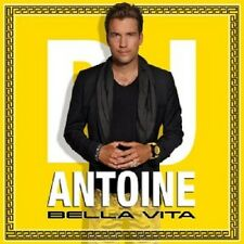 DJ ANTOINE - BELLA VITA  CD SINGLE DISCO DANCE POP HOUSE NEU