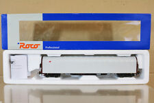 ROCO 47607 FS Schiebeplanenwagen LONG COVERED GOODS WAGON 213-3 MINT BOXED nl