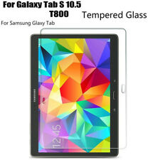TEMPERED GLASS SCREEN PROTECTOR LCD GUARD FIT FOR SAMSUNG GALAXY TAB S 10.5 T800