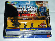 Star Wars:Galoob MicroMachines Shadows Of The Empire Set Ii - Sealed & Mint