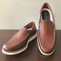 Cole Haan ØriginalGrand Venetian Loafer C29697 Men's Casual Shoes Tan Size 11.5