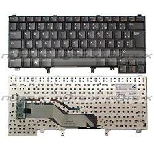 clavier  noir Clavier Pour Dell Latitude E6420