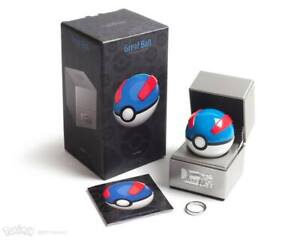 Pokémon Great Ball Official Replica by Wand Company. UK Seller. *PREORDER 31/05*