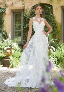 Wedding Dress Morilee 5705 Brand New Never Worn