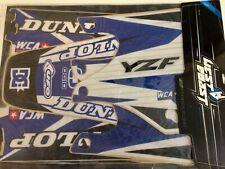 Yamaha YZF 250 400 426 Spirit Graphics Decal Kit 1998-2001 West Coast Motocross