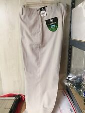 "MEN'S PANTS CASUAL GOLF PRO TOUR COOL PLAY GOLFER 38"" X 32"" NEW TAGS NWT"