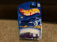 2000 HOT WHEELS 2001 FIRST EDITIONS PURPLE EVIL TWIN 16/36 #028 NEW FREE SHIP
