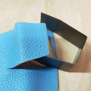 V Forme Montre Bande Coupeur Carré Main Outil DIY Carbone Acier Accessoires
