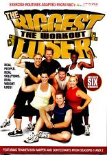 NEW DVD // FITNESS  // The Biggest Loser: The Workout -  VOLUME 1 // 6 ROUTINES