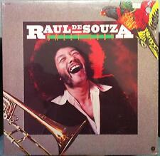Raul De Souza - Sweet Lucy LP Mint- ST-11648 Afro Cuban Jazz '77 Capitol USA 1st