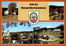 Morgenröthe-Rautenkrankz Kr. Klingenthal color Mehrbild-Postkarte Ansichtskarte