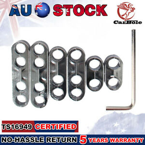 6Pcs Spark Plug Wire Separator Looms 7mm 8mm 9mm For Ford Chevy SBC 302 350 454