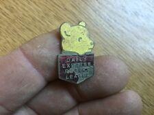 Vintage Daily Express Rupert League Enamelled Badge