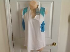 Page & Tuttle women's golf shirt cool swing NWT size M style P16S34 MSRP $49