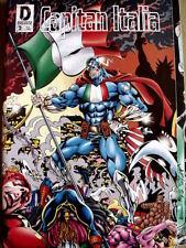 Capitan Italia n°2 1997 ed. DOWN COMIX   [SP3]