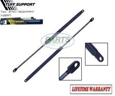 2 REAR TRUNK LID LIFT SUPPORTS SHOCKS STRUTS ARMS PROPS ROD DAMPER BMW 318IC E30