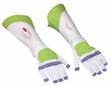 CHILD BUZZ LIGHTYEAR TOY STORY GLOVES COSTUME ACCESSORY DG18043