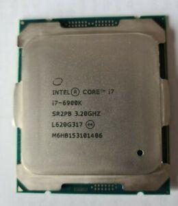 Intel i7 6900K unlocked CPU 3.7GHz (8) octa core for Socket 2011-3 SR2PB