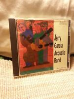 Jerry Garcia Acoustic Band Almost Acoustic CD Disc Live 1987 Grateful Dead 1988